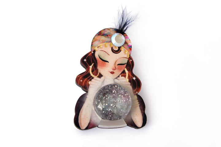 LaliBlue : Fortune teller with crystal ball (PRE-ORDER : not in stock, Due Early May)
