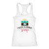 Mama's gonna snap - Ladies Racerback Photographer Mom Tank Top Women Photography - 5 colors available - PLUS Size XS-2XL MADE IN THE USA