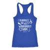 Fearfully and Wonderfully Made - Ladies Racerback Bible Tank Top Christian Women - 5 colors available - PLUS Size XS-2XL MADE IN THE USA