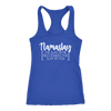 Namaslay - Ladies Racerback Tank Top Women - 5 colors available - PLUS Size XS-2XL MADE IN THE USA