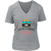 Mama's gonna snap - Camera - Ladies V-neck Mom Tee Women Photography Photographer T-shirt - PLUS Size S-4XL MADE IN THE USA