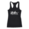 Mother Hustler - Ladies Mom Racerback Tank Top Women - 5 colors available - PLUS Size XS-2XL MADE IN THE USA