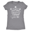 Bake Stuff & Watch Christmas Movies - Tee O-neck Women TriBlend T-shirt - 5 colors available PLUS Size S-2XL MADE IN THE USA