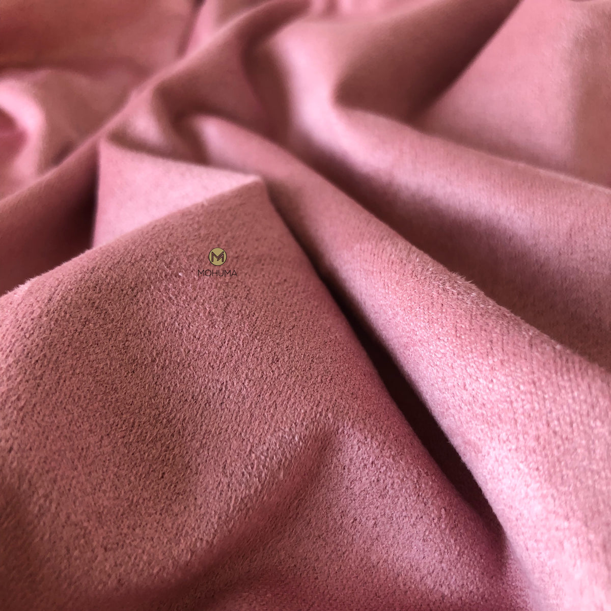 Suede Collection | Rose and Light Mauve - Mohuma Modesty House