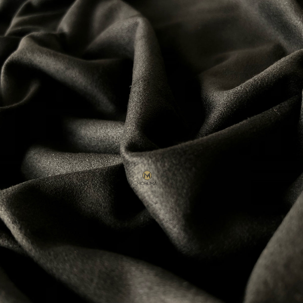 Suede Collection | Black, Shadow & Mulberry - Mohuma Modesty House