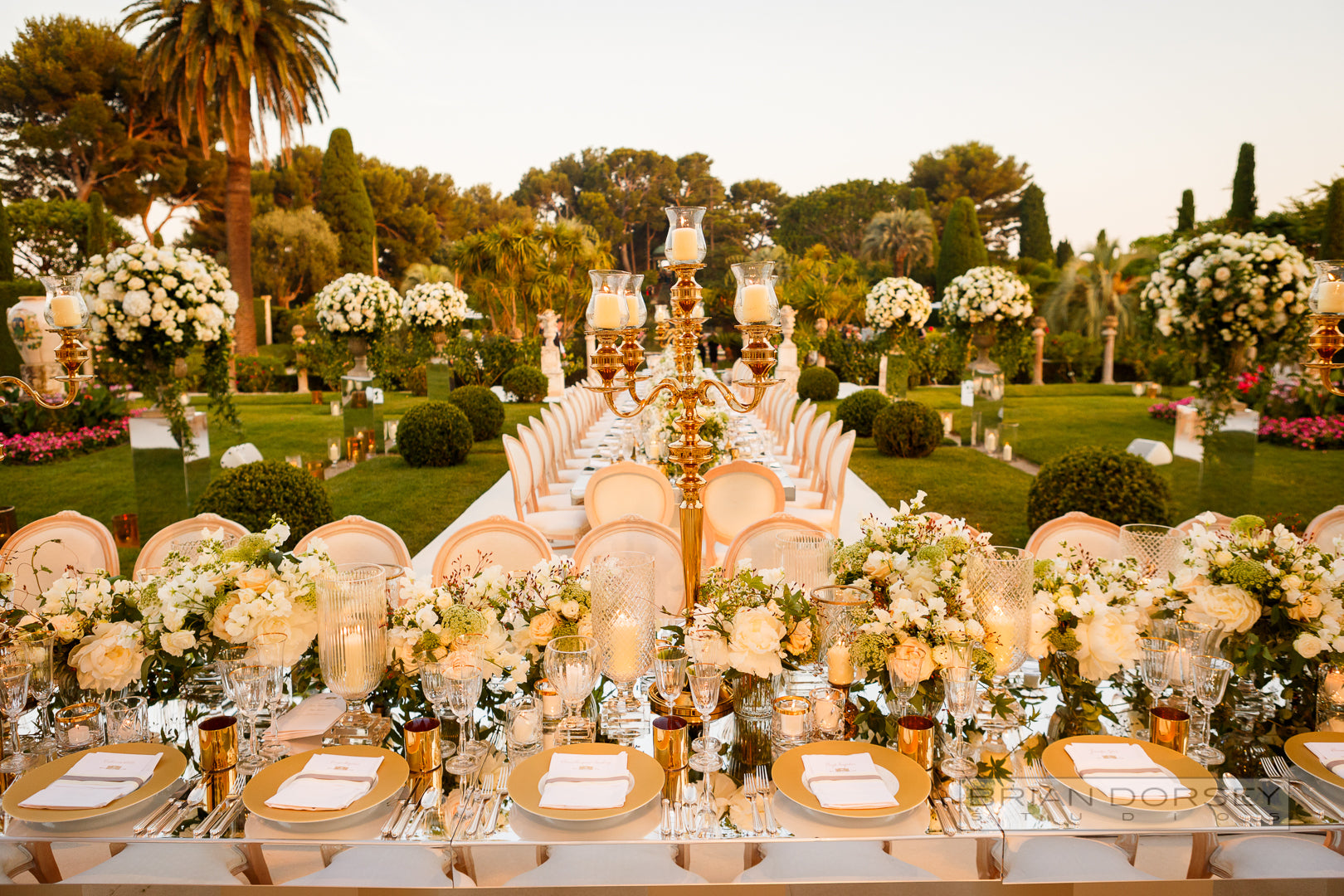 Summer Wedding In The South Of France