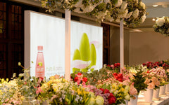 Evian Fruits & Plants Launch