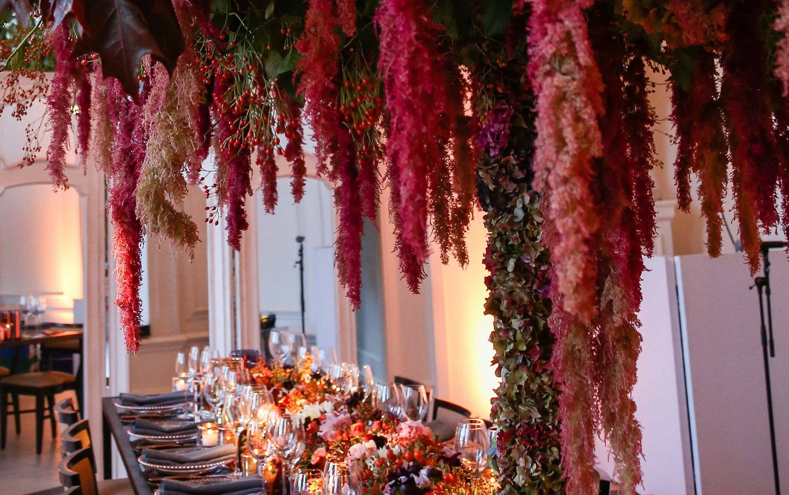 Autumnal Opulence at Kensington Palace