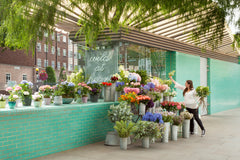 The World of Wild at Heart Meets Head Florist Robyn