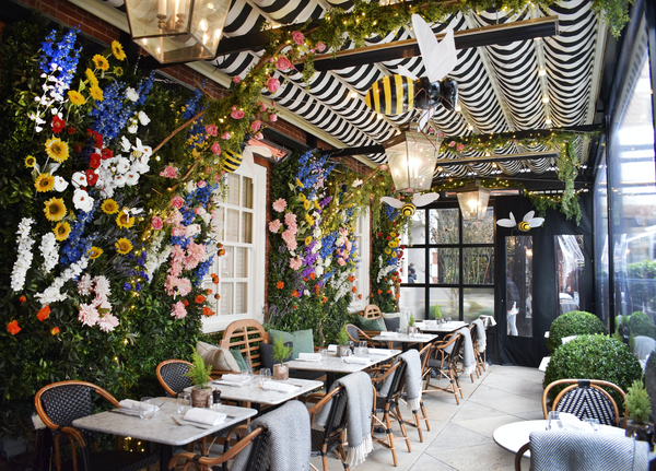 Stepping Into Spring With Dalloway Terrace