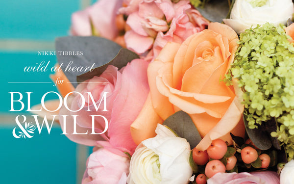 Bloom & Wild Luxury January Edit