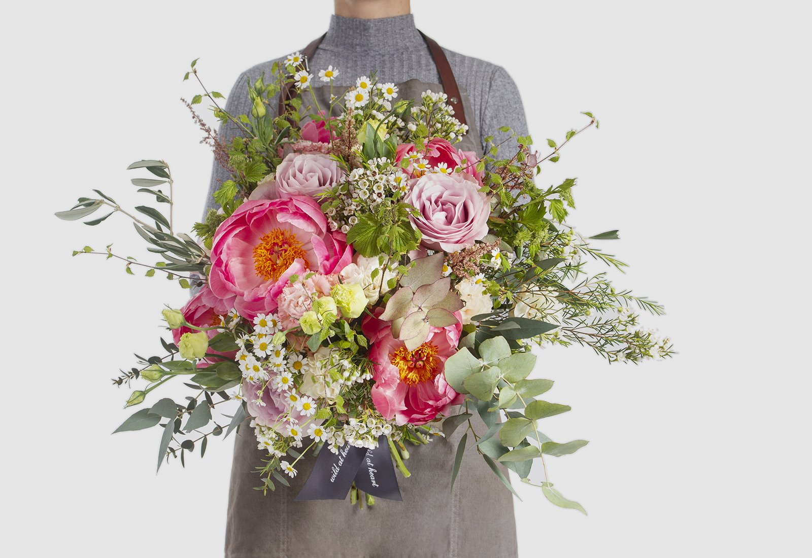 Flower Care for your Famed Nikki Tibbles Wild at Heart Bouquet