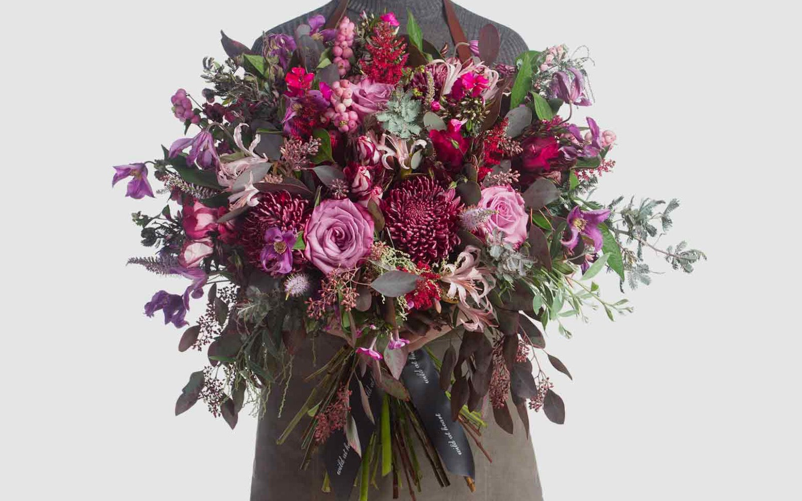 Autumnal Bouquets - English Garden Collection