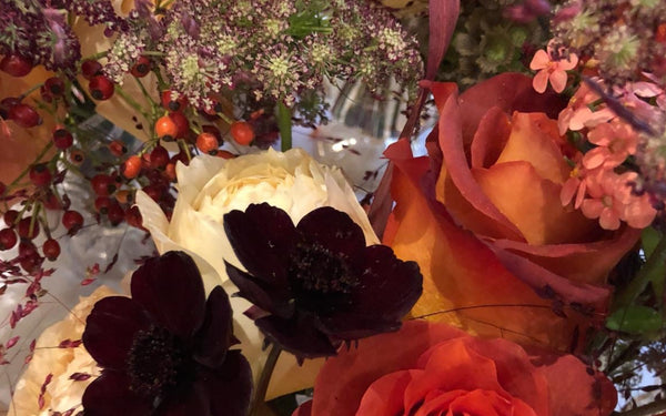 An Autumnal Wedding in Knightsbridge