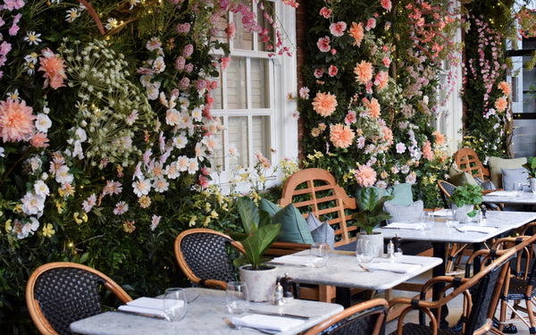 Summer in the city at Dalloway Terrace