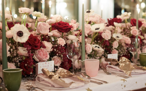 Dreamy Dinner Event at Daphne's London with Wardrobe Icons