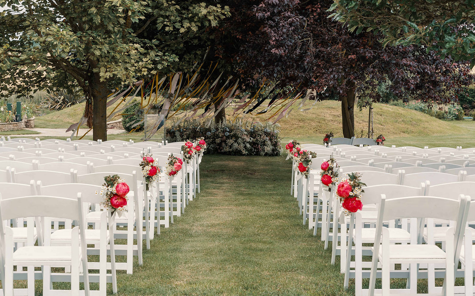 Marquee Wedding in the Country