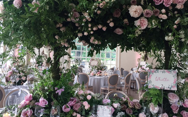 A magical wedding at Kew Gardens