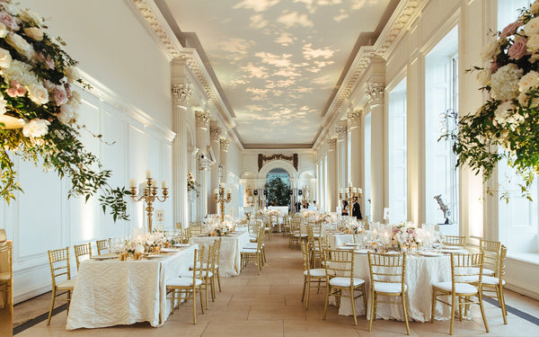 Summer Wedding at Kensington Palace
