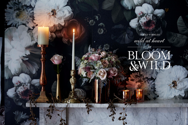 Bloom & Wild Luxury Winter Collection