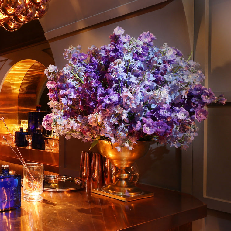 Bespoke Contract Flowers House Hotel Nikki Tibbles Wild At Heart