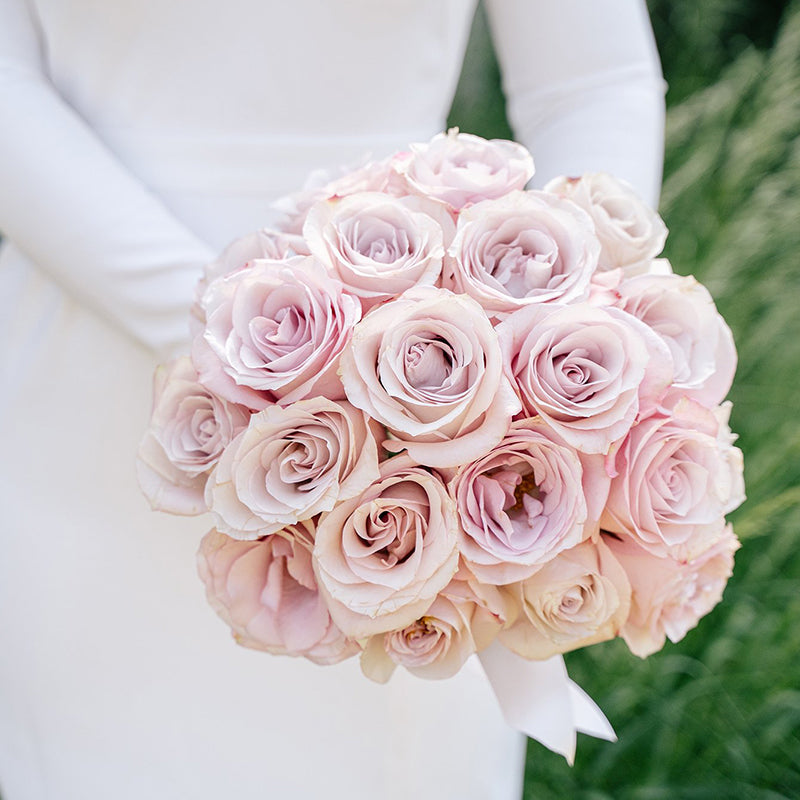 Secret Garden Rose Bridal Bouquet