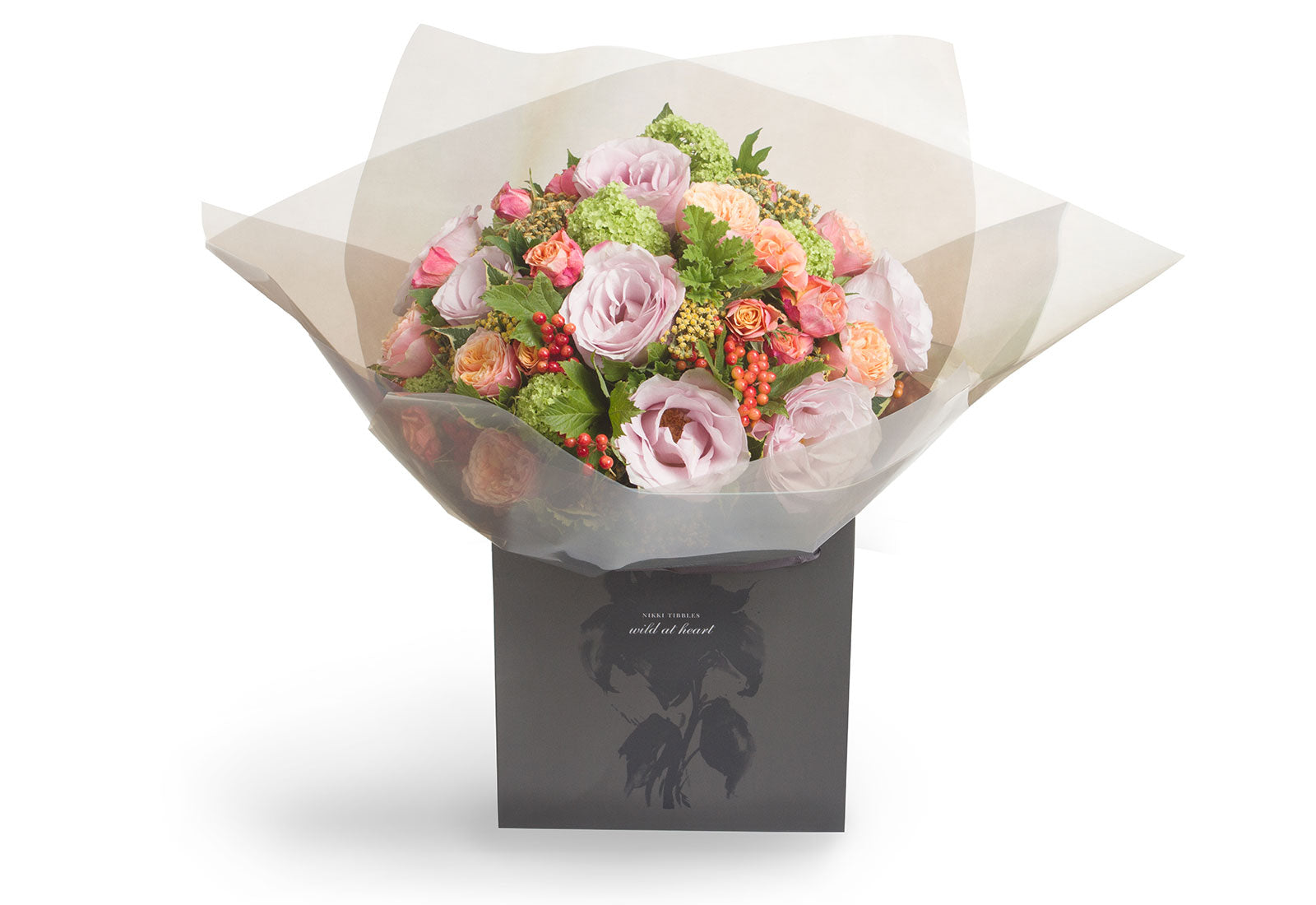 Flowers for a Year | Luxury Bouquets | Nikki Tibbles Wild at Heart