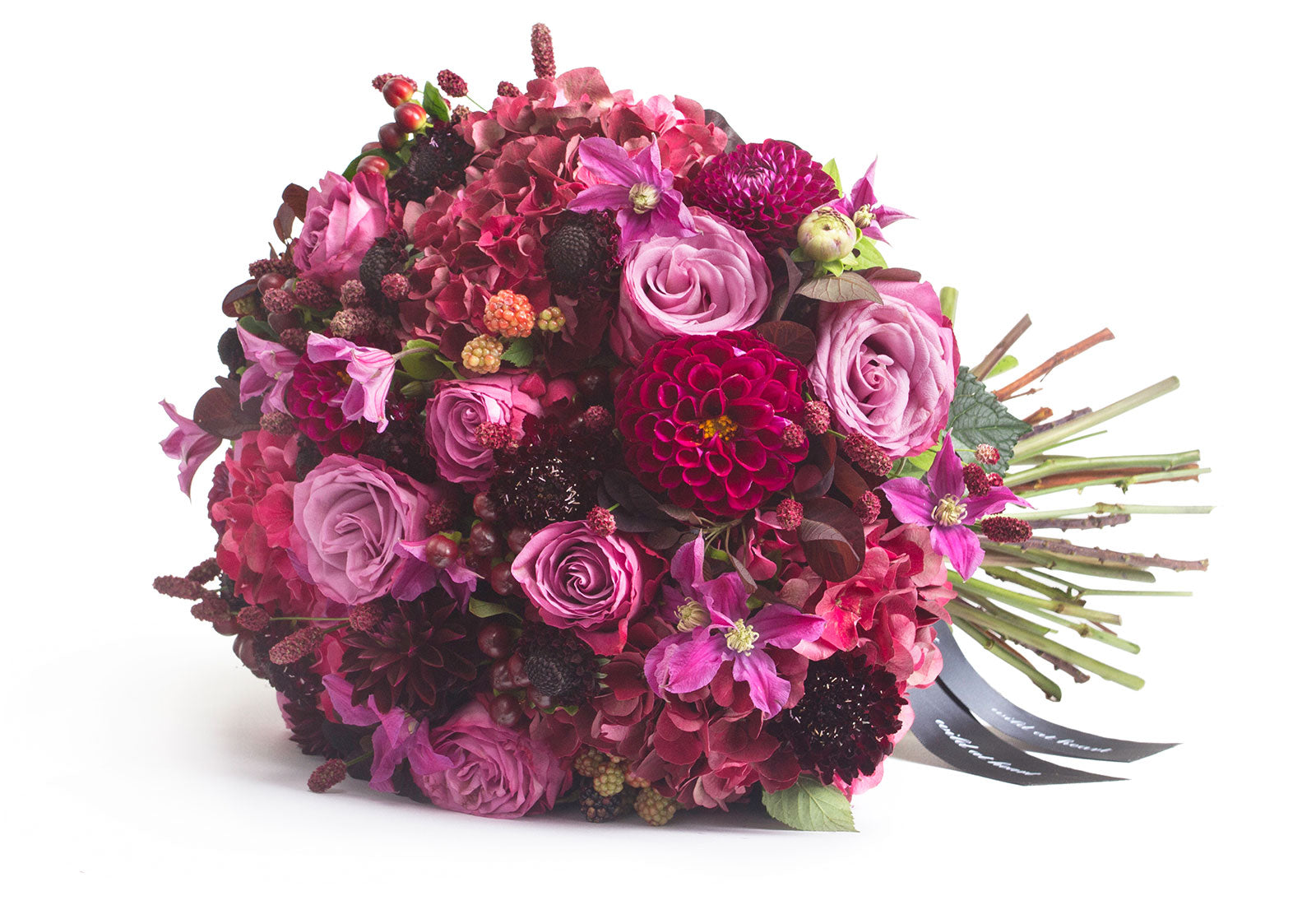 Shop Flowers Luxury Hand Tied Bouquets Nikki Tibbles Wild At Heart