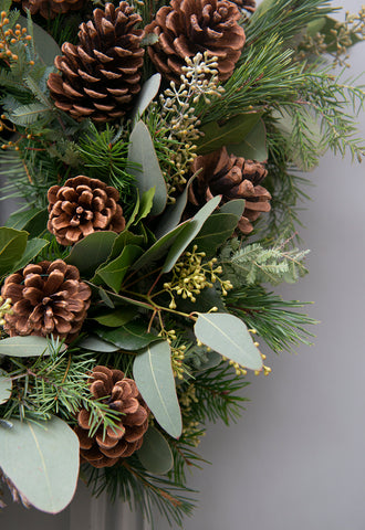 Winter Woodland Wreath