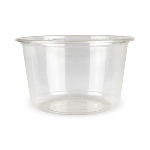 16oz PLA Deli Container - 1000 Units
