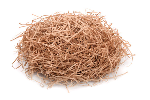 Shredded Brown Paper - Pack of 100gr