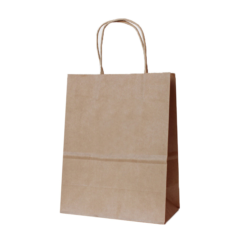 Small Brown Kraft Paper Bag - 250 Units -