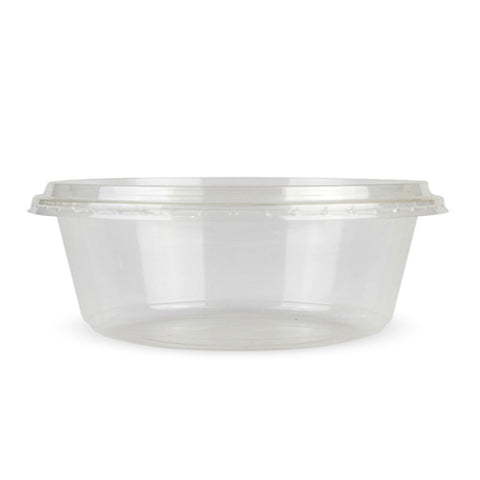 8oz PLA Deli Container - 1000 Units -