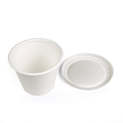 425ml Bowl with Lid -500 Units