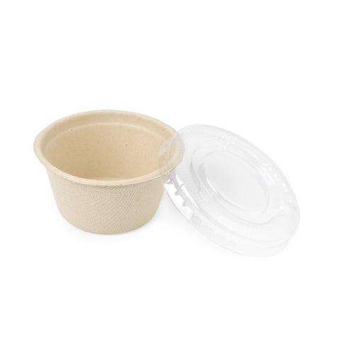 2oz Condiment Container with Lid - 1000 Units -