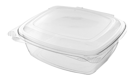 12oz PLA Compostable Deli Container - 300 Units -