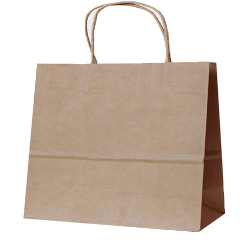 Large Brown Kraft Paper Bag - 200 Units