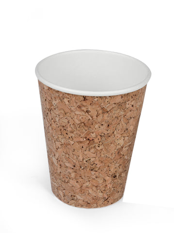 12oz Cork Coated Coffee Cup - 500 units -