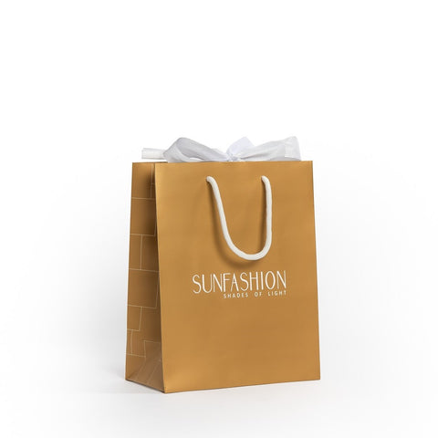 Custom Paper Bag with Handles -