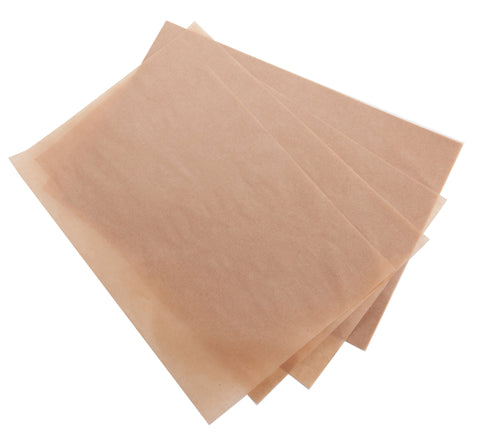 brown greaseproof wrapping paper for sandwiches