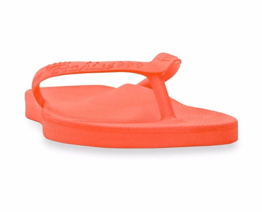 Coral - Arch Support Flip Flops