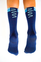 Load image into Gallery viewer, del mar socks (S/M, M/L)