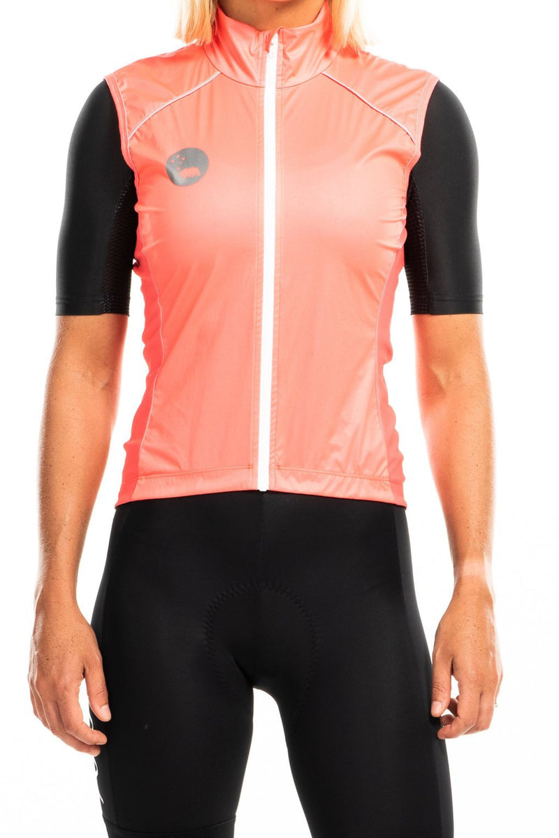 women's see.me.now windstop gilet