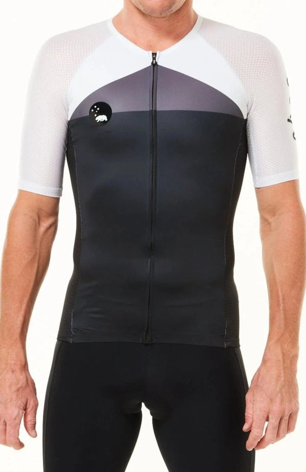 tri classics aero+ sleeved top - men's