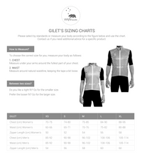 Load image into Gallery viewer, women's see.me.now windstop gilet