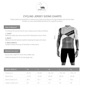 men's fleece thermal cycling jacket