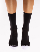 Load image into Gallery viewer, NEW: Flagship sock - black