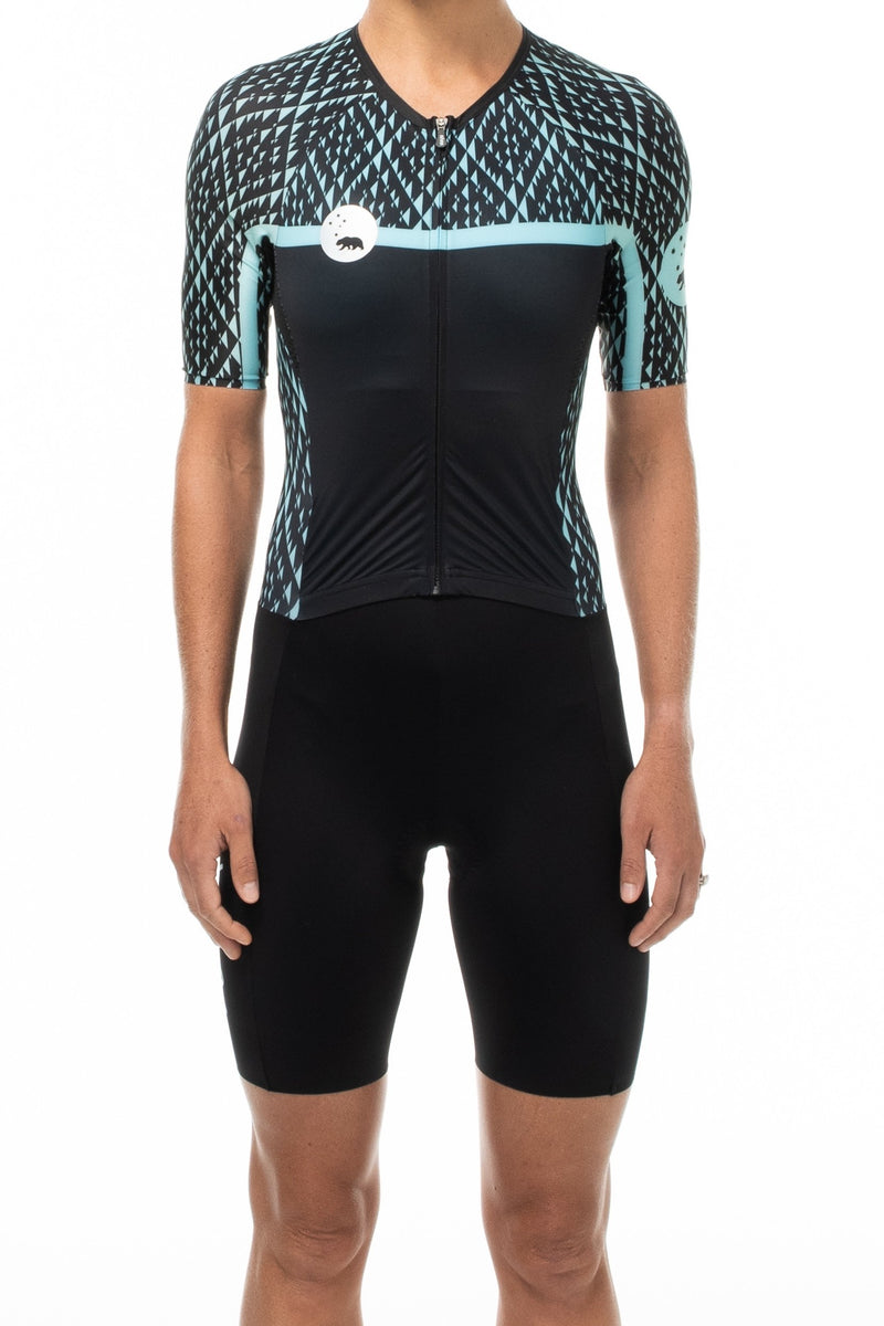 women's paradigm velocity+ triathlon suit - transcend