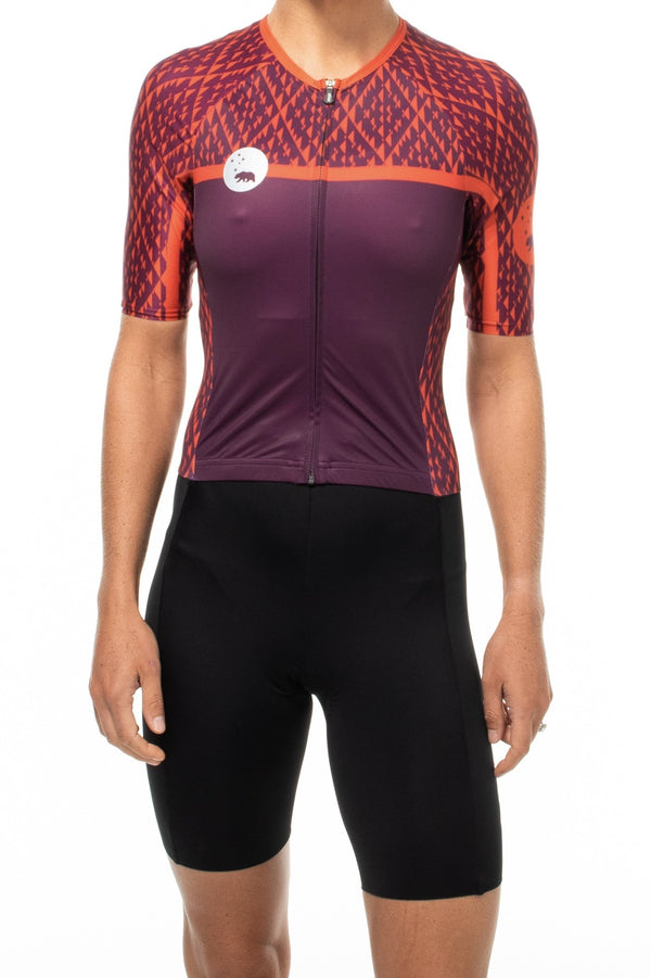 women's paradigm velocity+ triathlon suit - rise