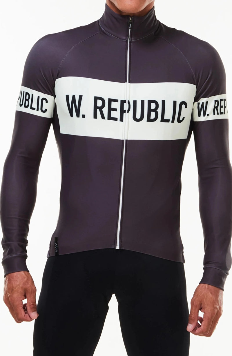 keep the peace thermal cycling jacket - zeppelin